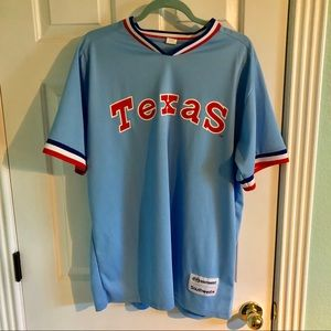 Texas Rangers Napoli Promo Jersey